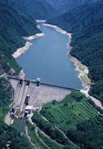 笠堀ダム 堤体かさ上げ 2017年度完成 ダム 改造方式 既存ダム改造