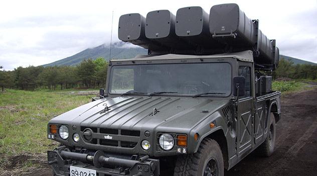航空自衛隊 基地防空用 地対空誘導弾 (基地防空用SAM)